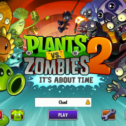 Plants vs Zombies 2 Free